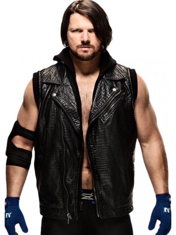 AJ Styles height