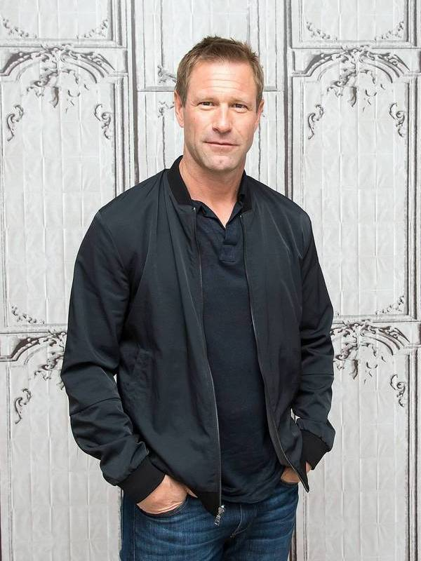 Aaron Eckhart height