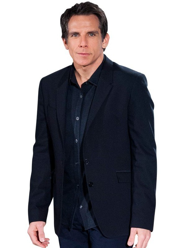 Ben Stiller height