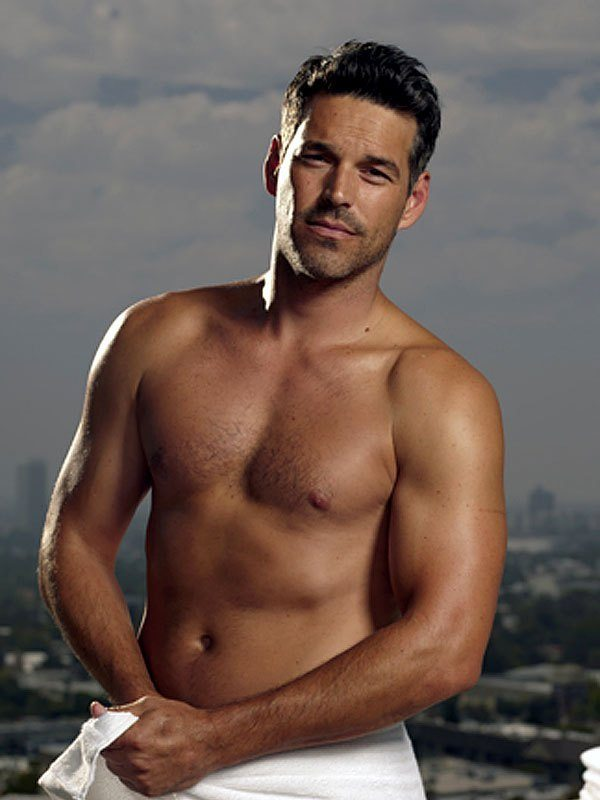 Eddie Cibrian height