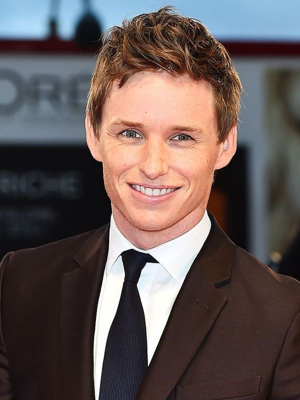 Eddie Redmayne height