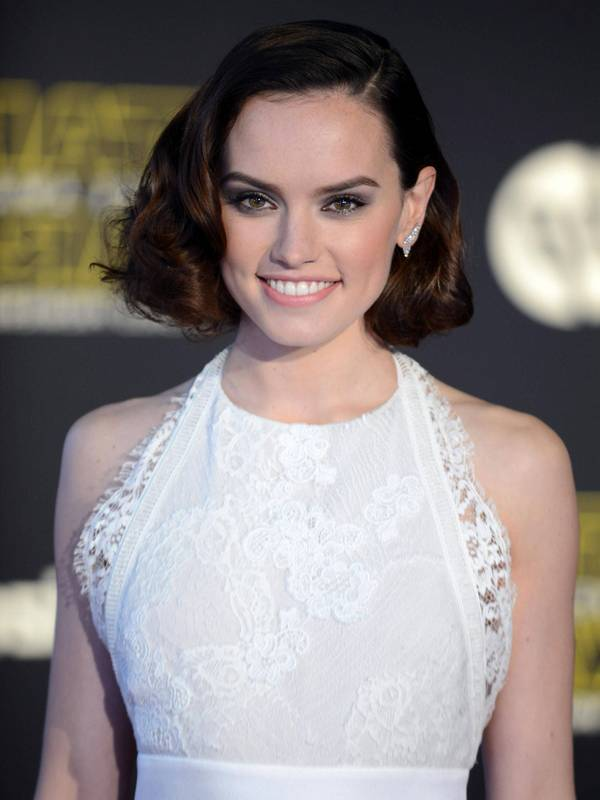 Daisy Ridley height