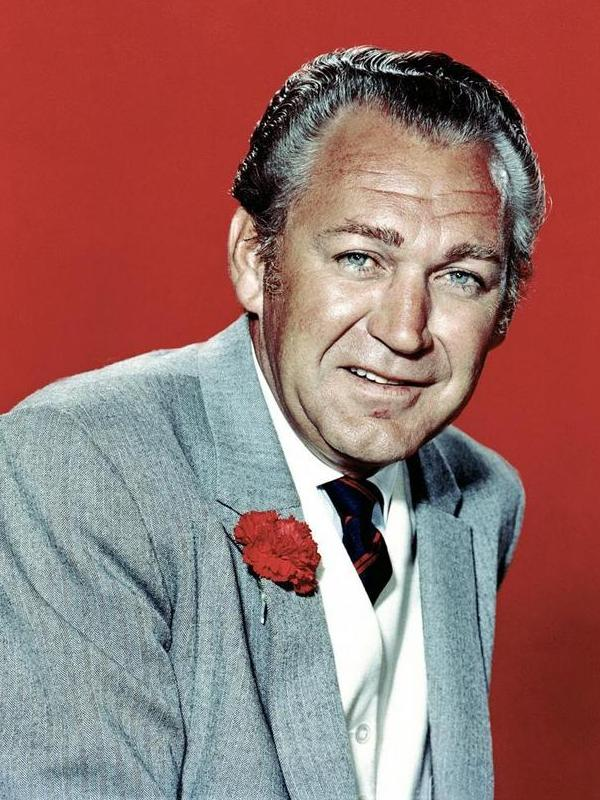 Forrest Tucker height