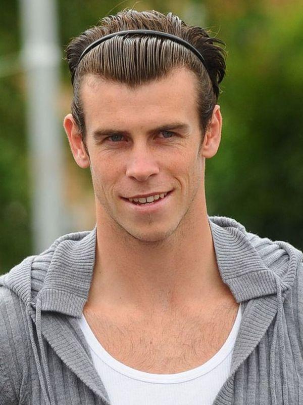 Gareth Bale height