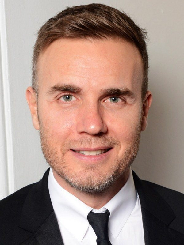Gary Barlow height