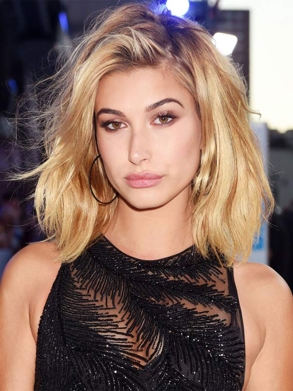 Hailey Baldwin height