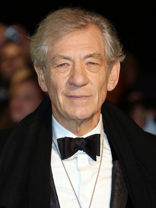Ian Mckellen height