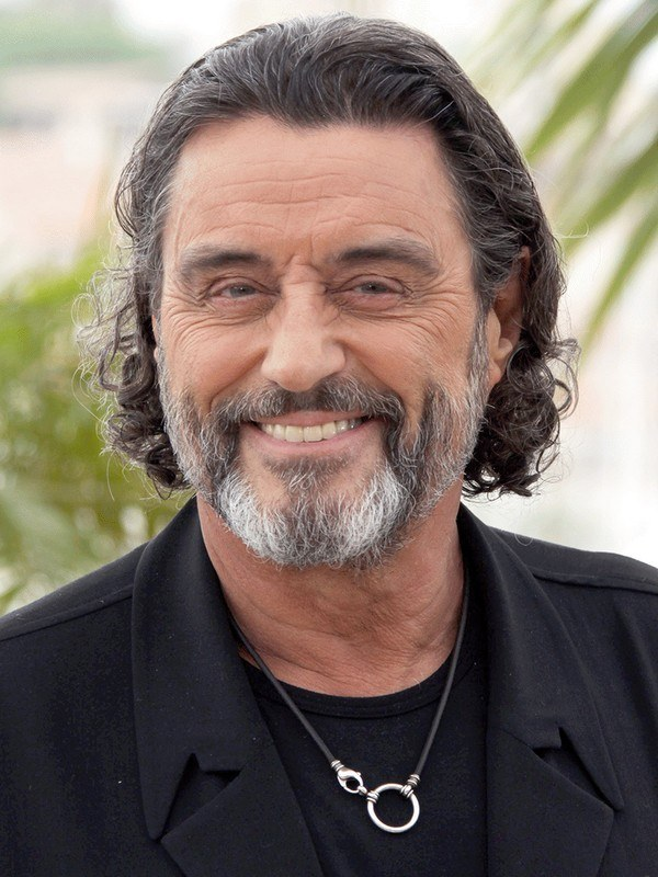 Ian McShane height