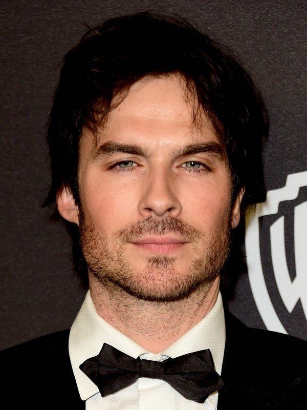 Ian Somerhalder height