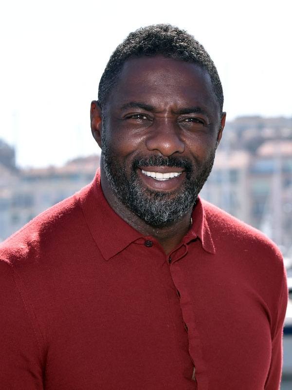 Idris Elba height