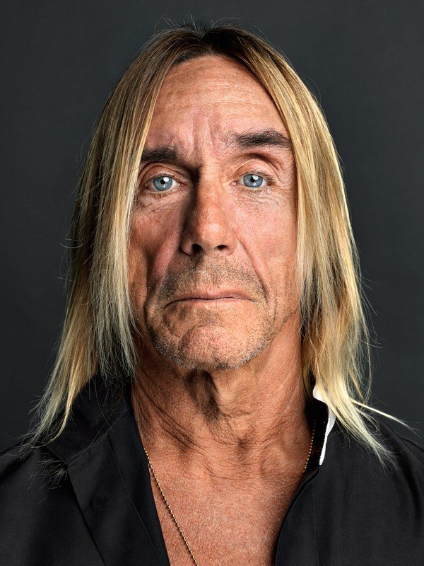 Iggy Pop height