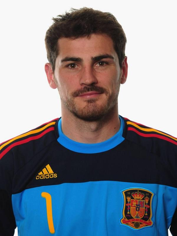 Iker Casillas height
