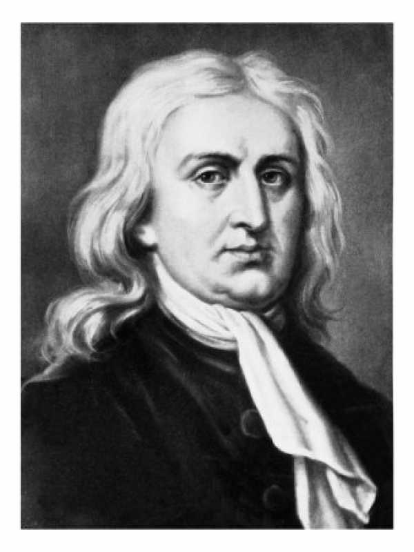 Sir Isaac Newton height