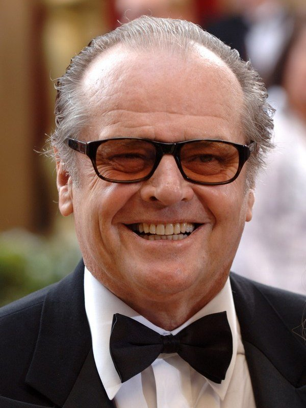 Jack Nicholson height