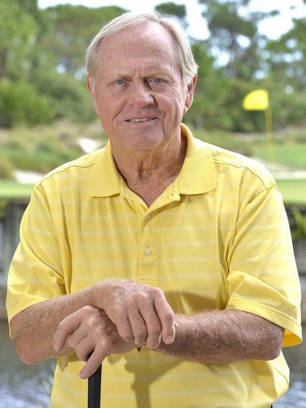 Jack Nicklaus height