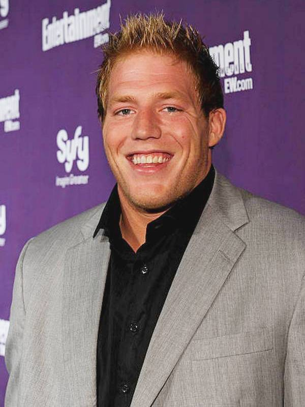 Jack Swagger height