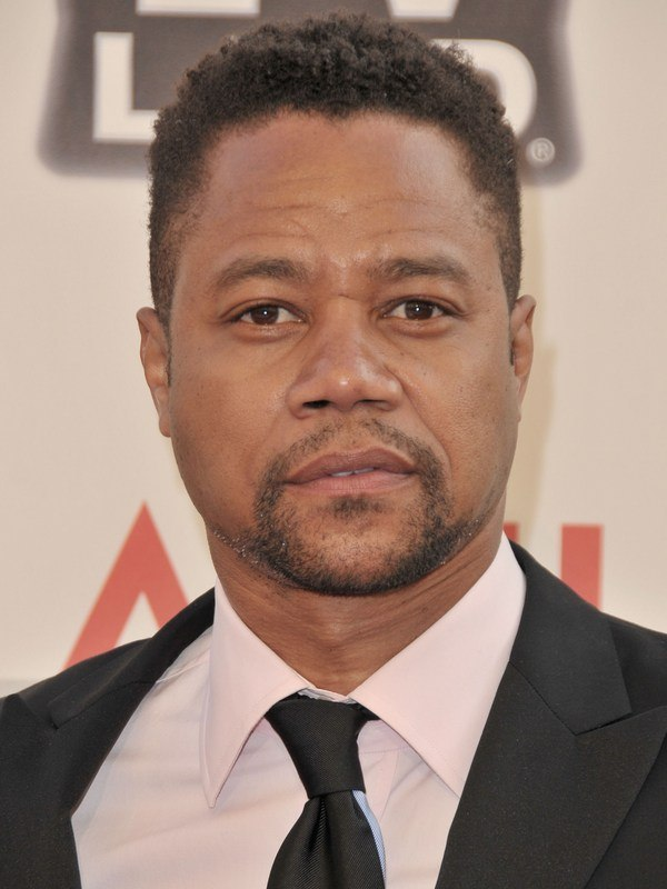 Cuba Gooding Jr. height