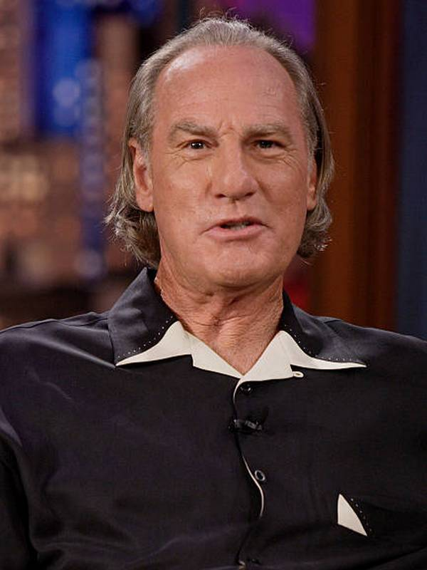 Craig T. Nelson height