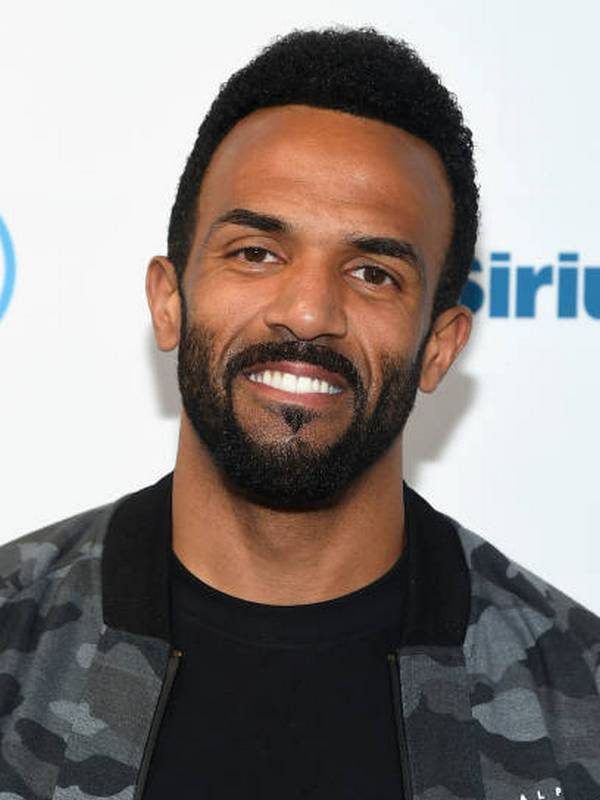 Craig David height
