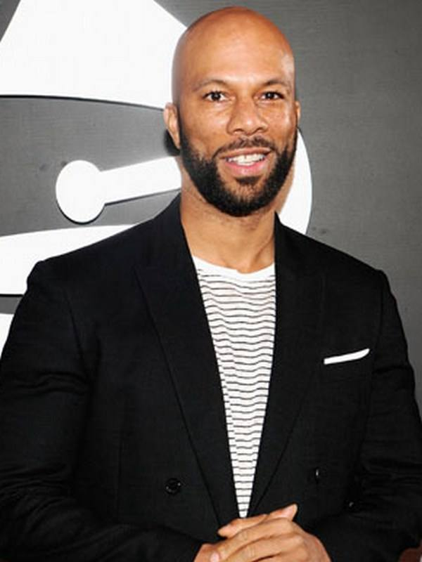 Compare rapper Common's height, weight, eyes color with