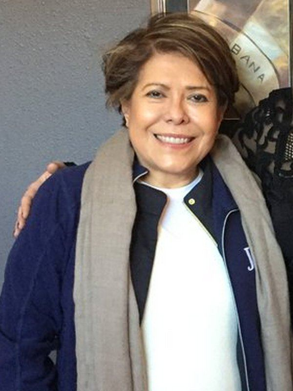 Columba Bush height