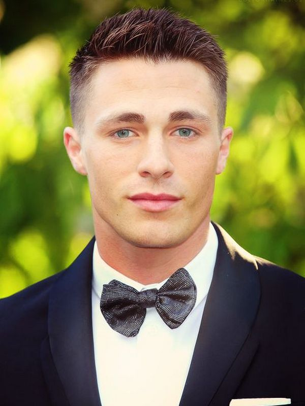 Colton Haynes height
