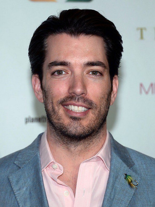 Jonathan Scott height
