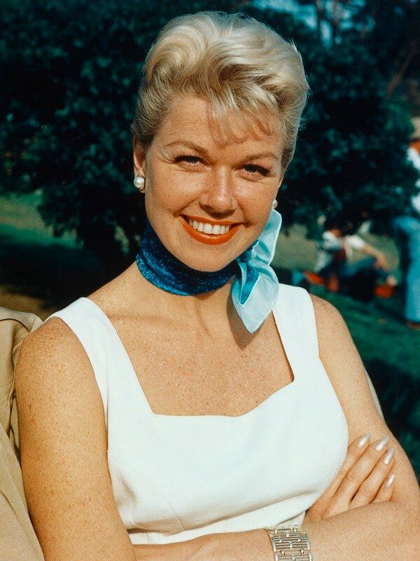 Doris Day height