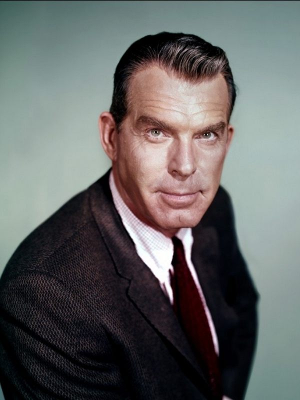 Fred MacMurray height