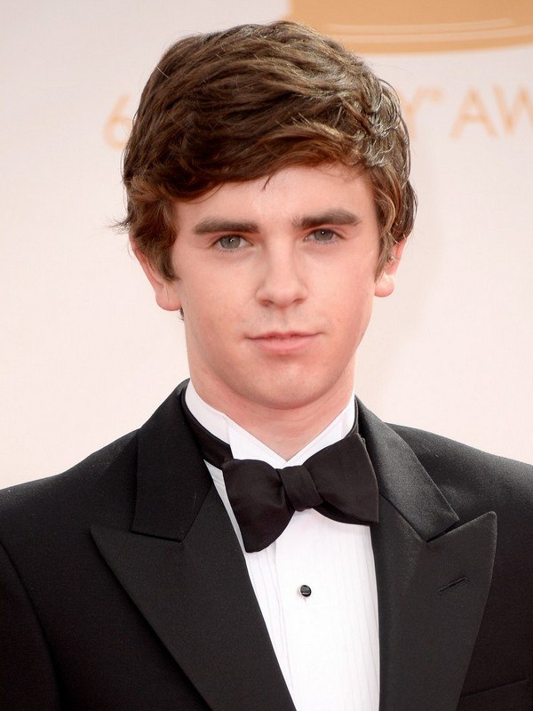 Freddie Highmore height