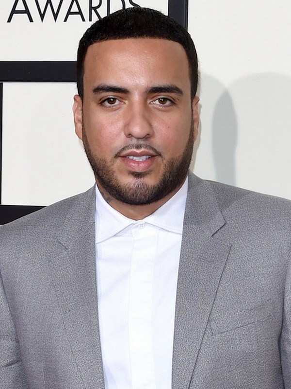 French Montana height