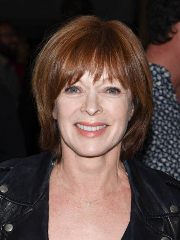 Frances Fisher height
