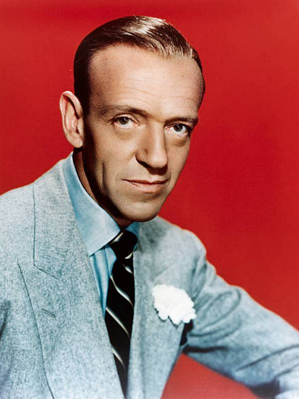 Fred Astaire height