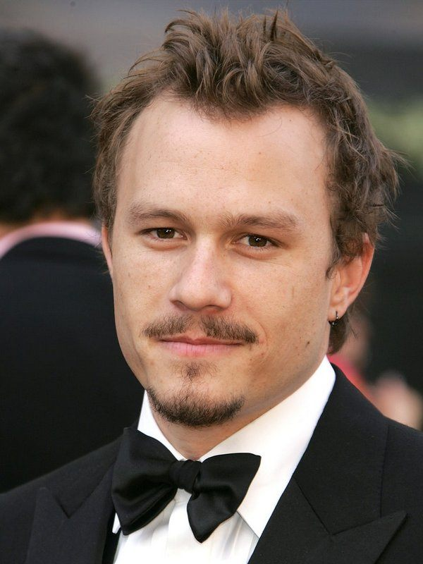Heath Ledger height