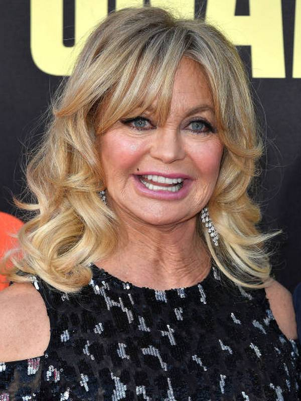 Goldie Hawn height