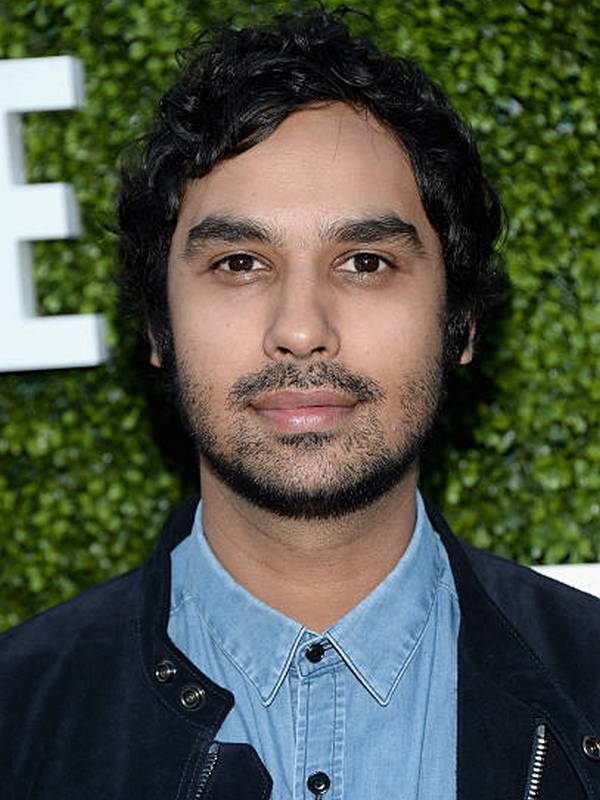 Kunal Nayyar height
