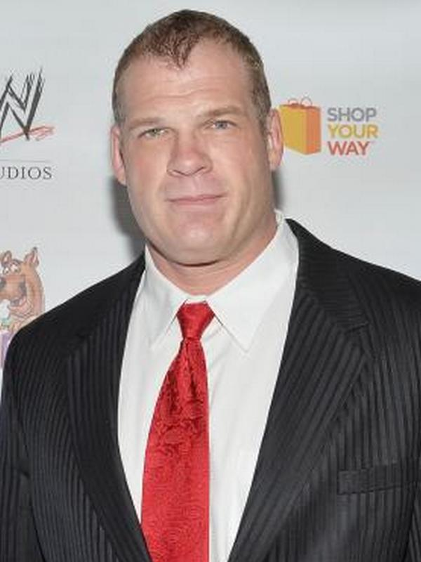 Kane (Glenn Jacobs) height