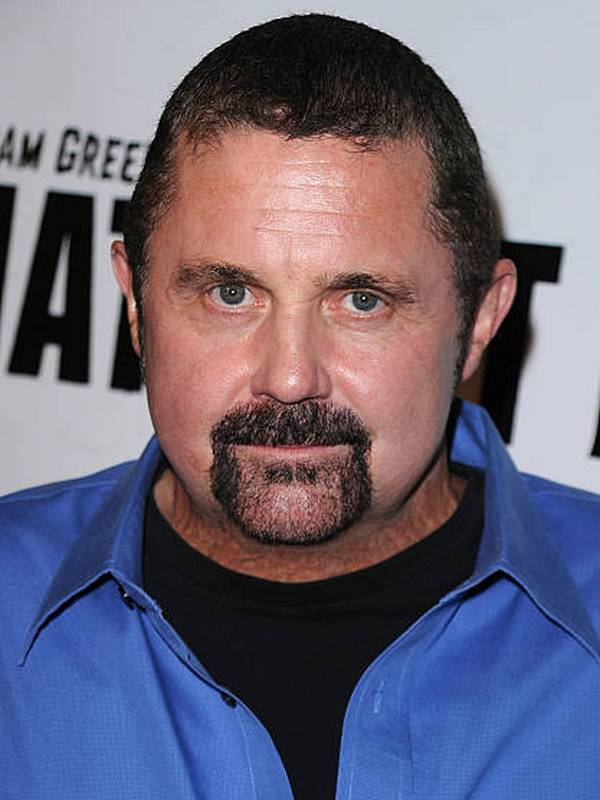 Kane Hodder height