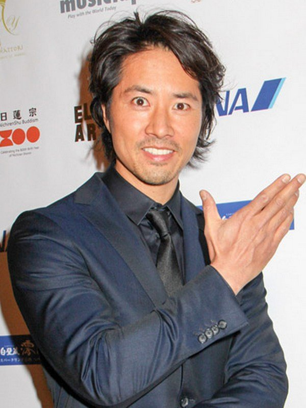 Kane Kosugi height