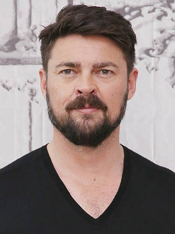 Karl Urban height