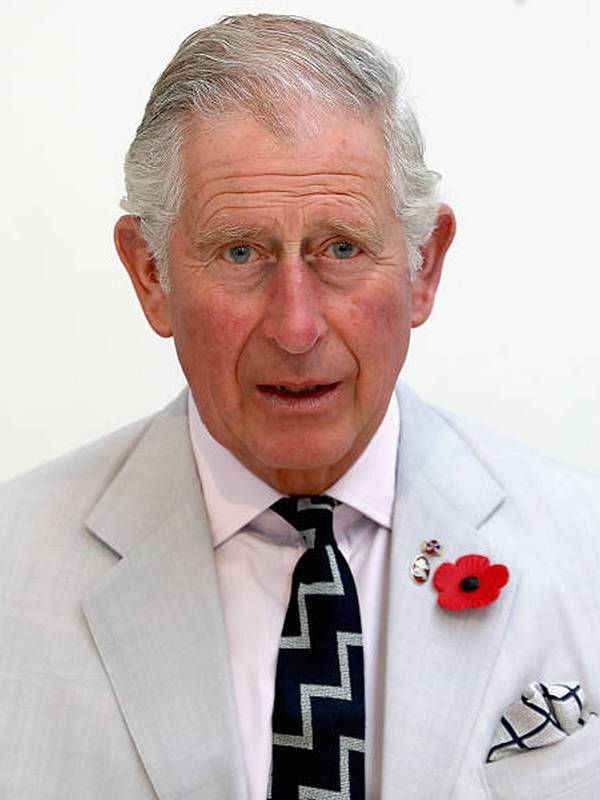 Prince Charles height