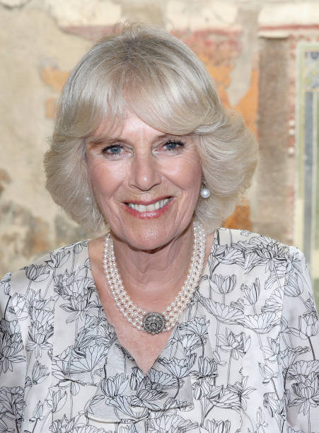 Camilla Parker Bowles height