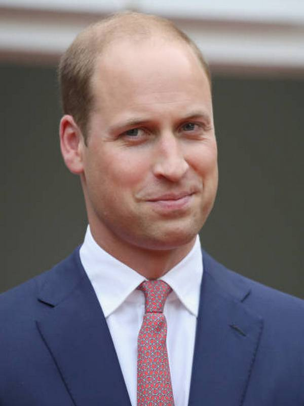 Prince William height