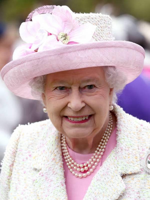 Queen Elizabeth II height