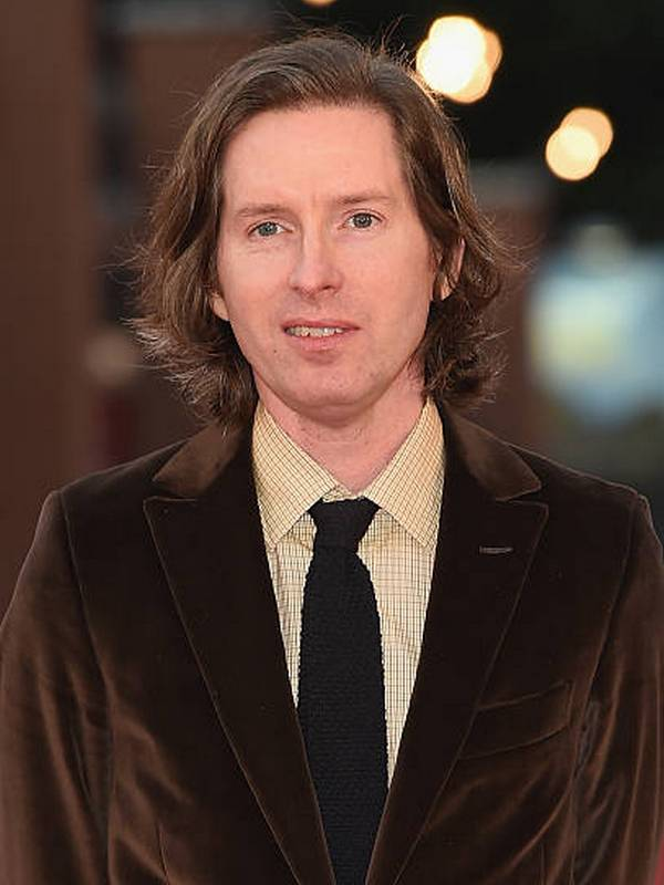 Wes Anderson height