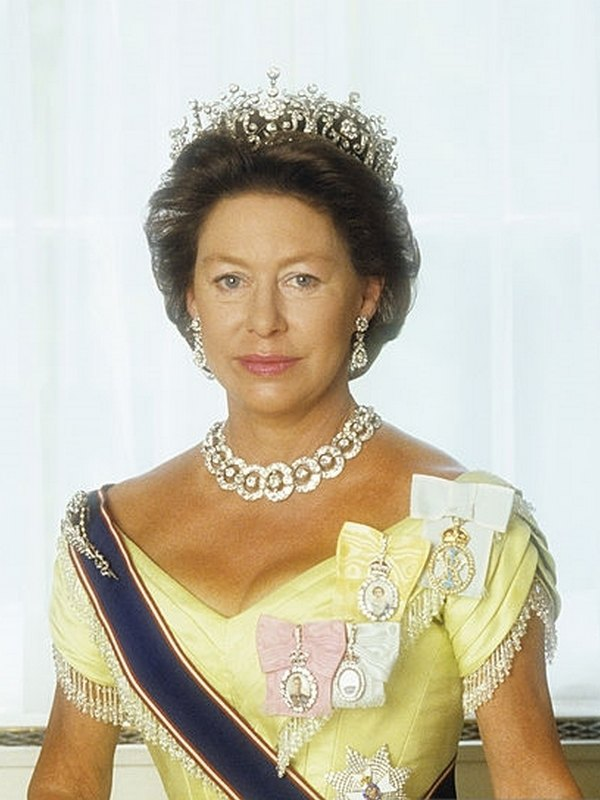 Princess Margaret height