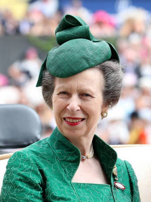 Anne, The Princess Royal height