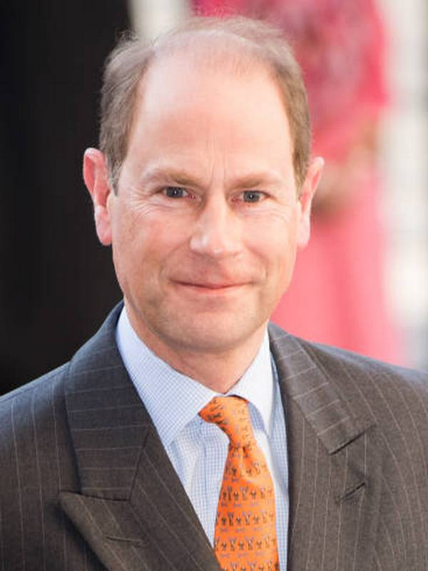Prince Edward height