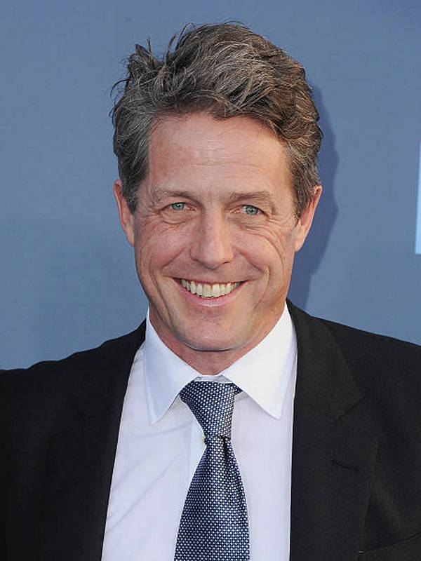 Hugh Grant height