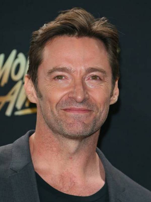 Hugh Jackman height